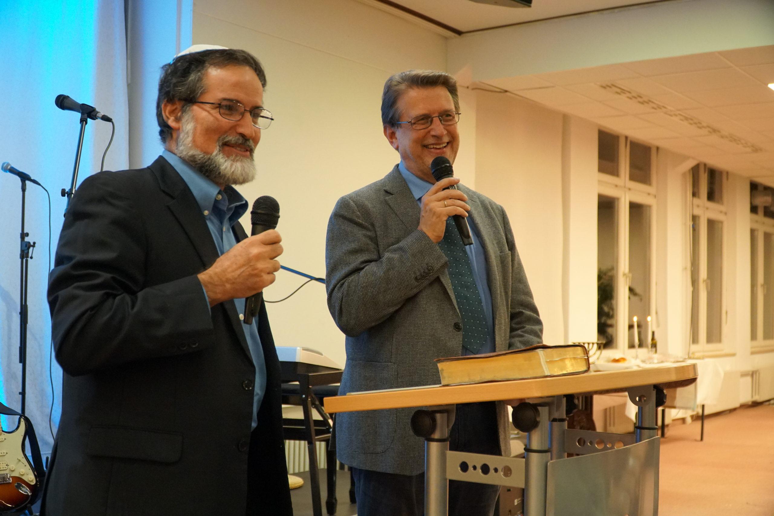Pastor Avi Mizrachi - Harald Eckert