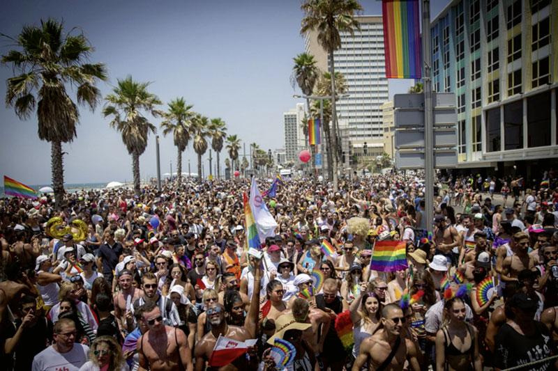 Gay-Parade, Tel Aviv