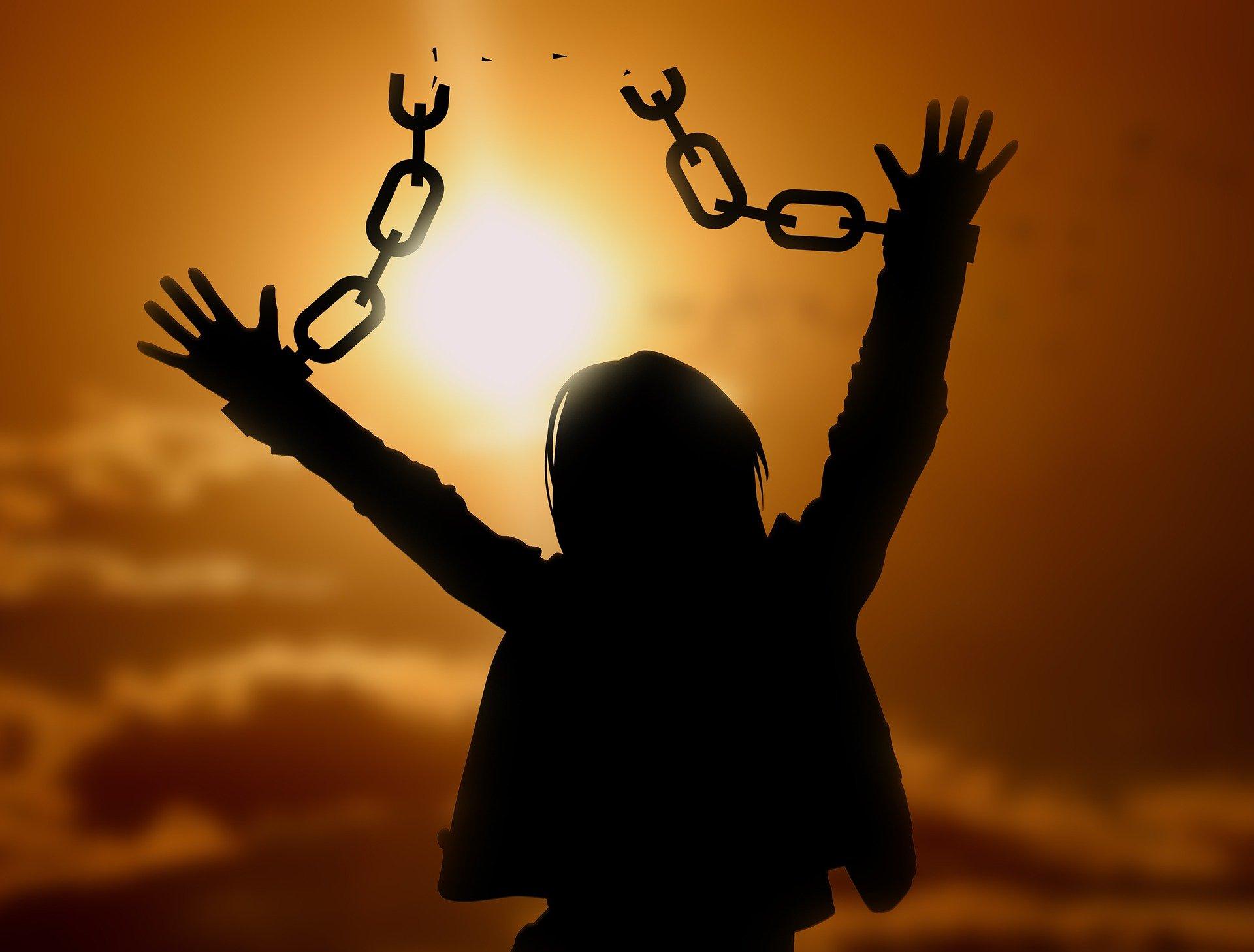 Freiheit durch Jesus